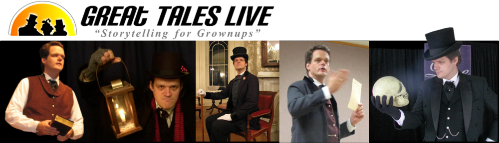 Great Tales Live